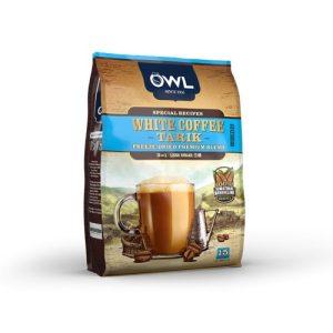 OWL WHITE COFFEE TARIK - Less Sugar