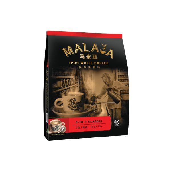 Malaya Ipoh White Coffee Classic 3 in 1